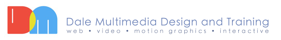 Dale Multimedia design and Training: Web, Video editing, Motion Graphics and Interactive programming